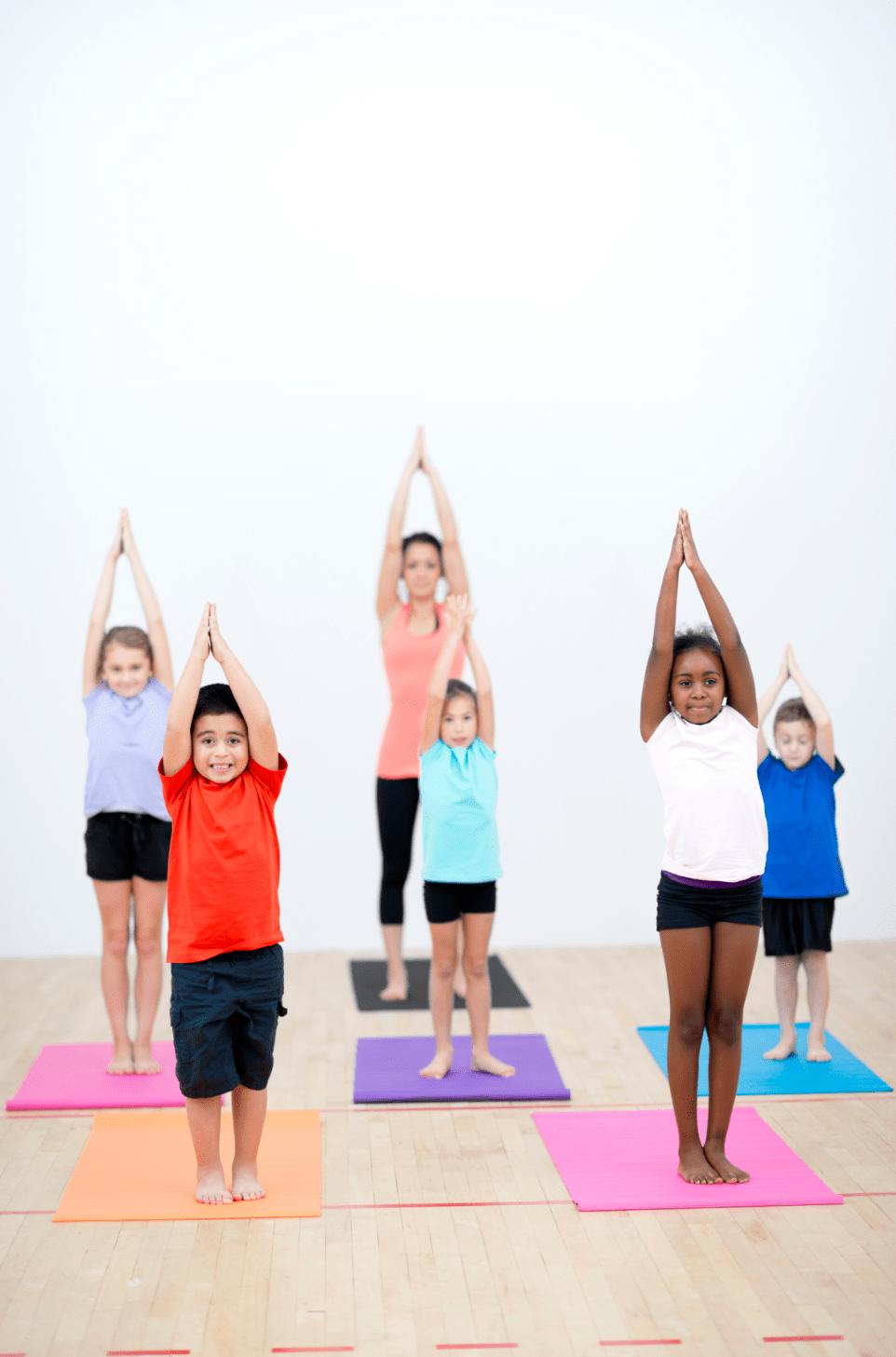 Yoga enfants et ados