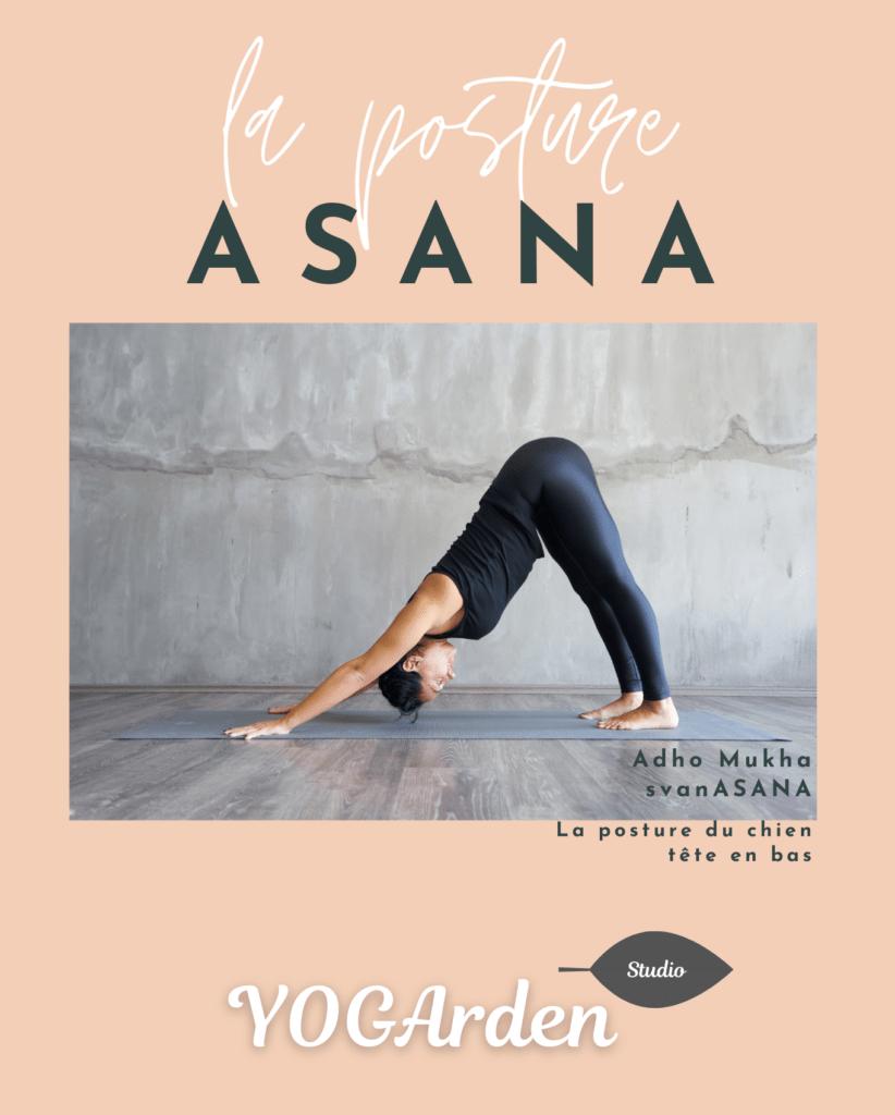 YOGArden - Asanas Les postures